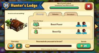 Summary HuntersLodge