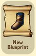 ItemBlueprintUnlockedLight Boots