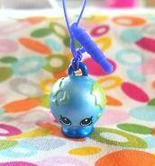 Lil' Globe Blue Variant Figure