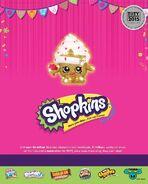 Shopkins Toy Fair Poster