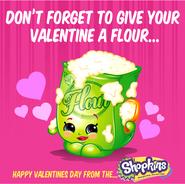Valentines Day Flour
