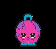 Lil' Globe Pink