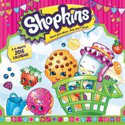 Shopkins 2016 calendar