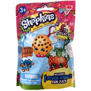 Shopkins plush hanger bilnd bag