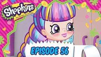 "Shopkins Cartoon - Episode 56 ""Aint No Party like a Shopkins Party"""
