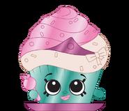 Cupcake princess ct art