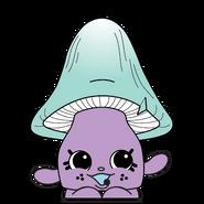 SPKS4 Surprise Egg Mushroom Purple