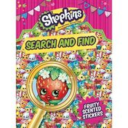 Shopkins search and find