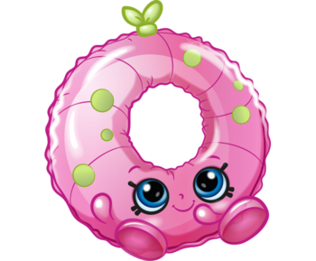 Shopkins Rings  Ct