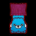 Bobby sock art