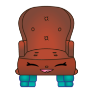 Comfy chair variant art