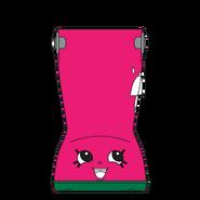 56222-Shopkins-Xmas-Bauble-VUM-Version Jennifer-Rayne-pink