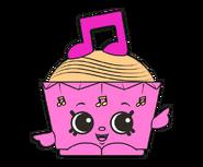 Cappella cupcake ct art