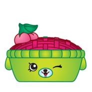 Shy pie art
