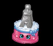 Ella tower cake