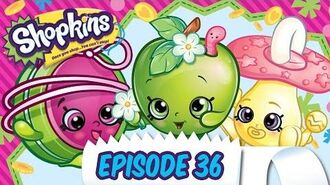 "Shopkins Cartoon - Episode 36 ""Swing Vote"""