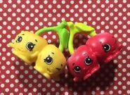 Cheeky cherries toys