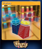 Shoppe Keep Card 5