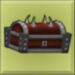 Customize icon spiky chest