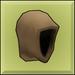 Item icon leather hood