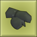Item icon plate gloves