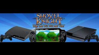 Shovel Knight PlayStation Reveal
