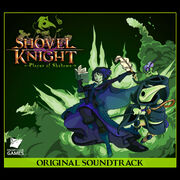 Plague of Shadows OST Cover Art