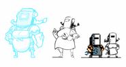 Body Swap Tinker Knight Concept