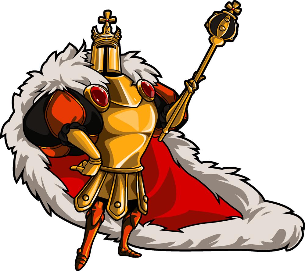 Image result for king knight shovel knight