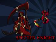 Body Swap Specter Knight Card