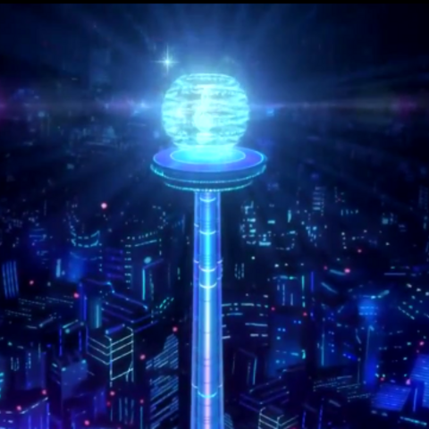 Midi City Tower, home of Unicorn Virtual Music