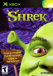 Shrek Video Game