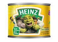 Heinz Pasta Shape Shrek image product