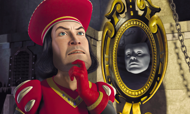 File:Lord Farquaad and mirror.png