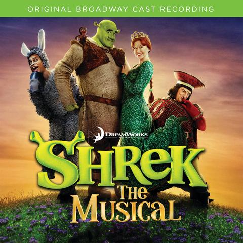 File:Shrek the Musical Album.PNG