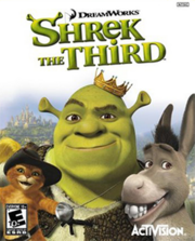 Shrek the Third Coverart No Console Header