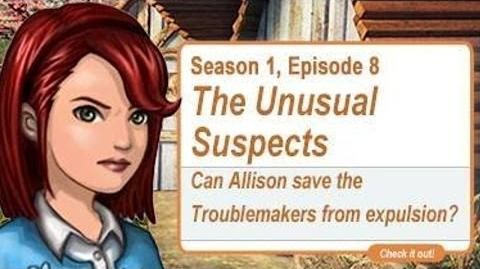 SHS - Season 1 Episode 8 - The Unusual Suspects - Surviving High School Troublemakers-0