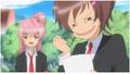 Misaki and Amu's second plan
