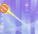 Platinum Royale's Golden Staff