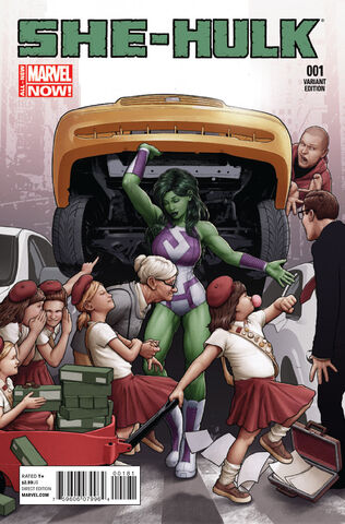 File:She-Hulk Vol 3 1 Christopher Variant.jpg