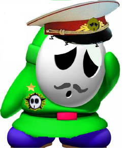 General Leigh Zea