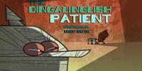 The Dingalingish Patient