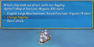 2004 SailingMap ChangeFlagship