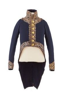 Major Uniform 1600s