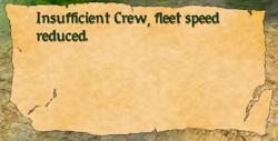 2004 Message FleetSpeedReduced