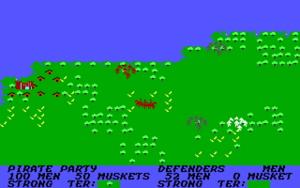 1987 Combat Overland