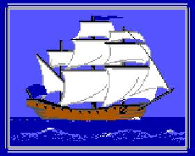 1987 Ship Frigate