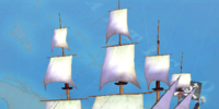Flag Galleon