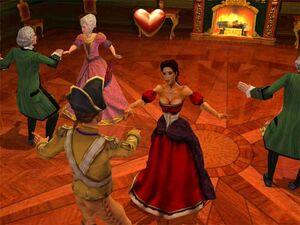 Dancing f.16223