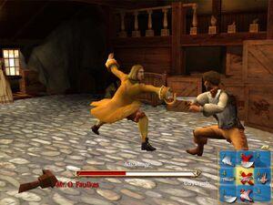 2004 Fencing Duel Criminal